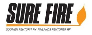 Suomen rehtorit ry logo en